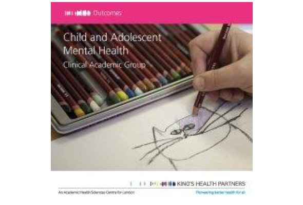 Child and adolesent mental health image out book listing