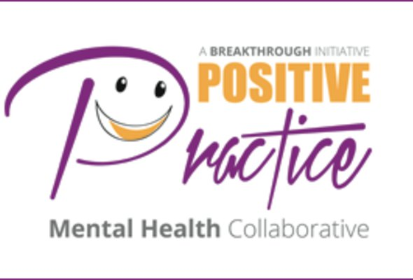 Positive practice in mental health logo listing