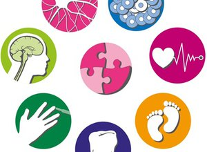 Circles logo with integrated care overview