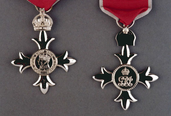 Queens honours listing