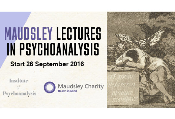 Maudsley lectures listing