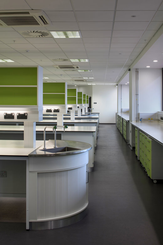 Cancer Centre Innovation hub lab