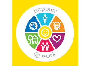Happier work logo listing original overview