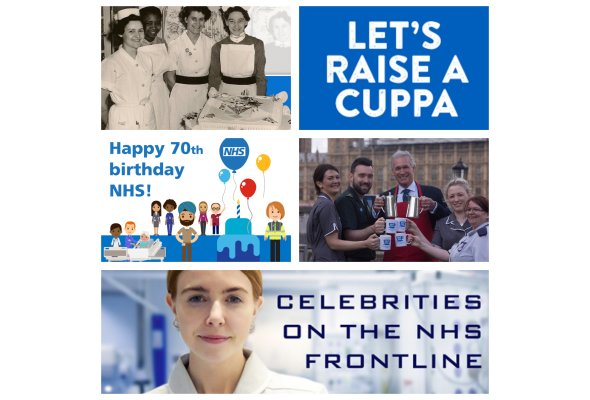 Nhs 70 collage listing