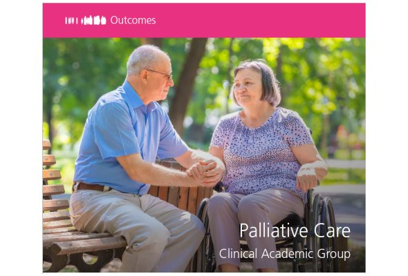 Palliative care cag outcomes book listing