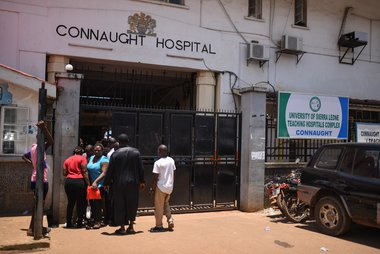 Connaught Hospital
