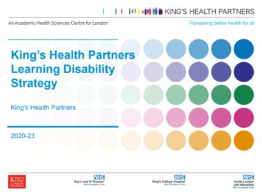 KHP Learning Disability Strategy