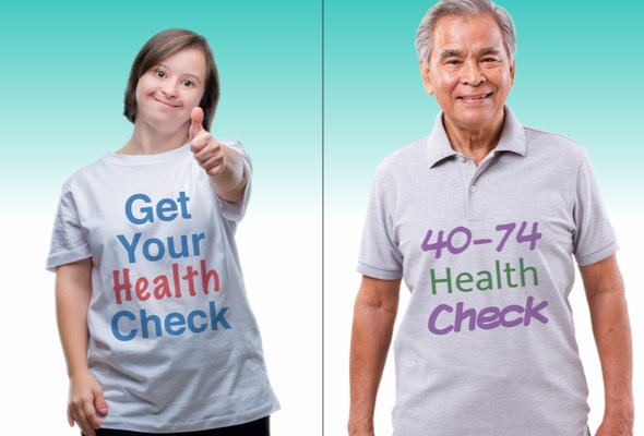 Health check and you listing