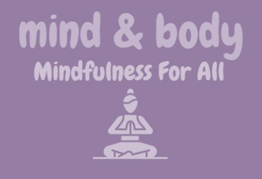 Mindfulness For All small